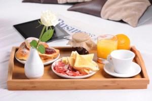 Hotel tray