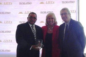 Susana G Baumann receives LISTA Award 2015