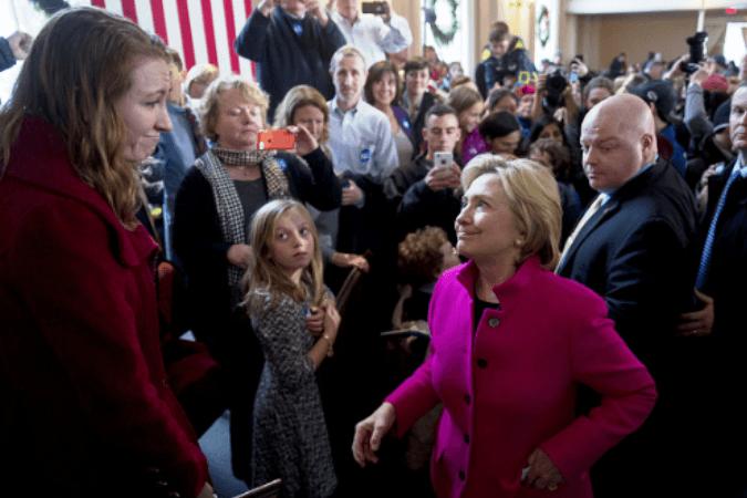 Hillary Clinton Presidential campaign 2016