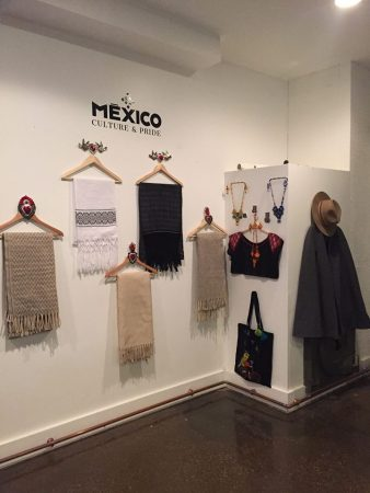 Mexico Culture and Pride display