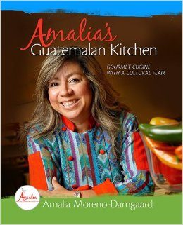 Chef Amalia's first book received nine national and regional awards.