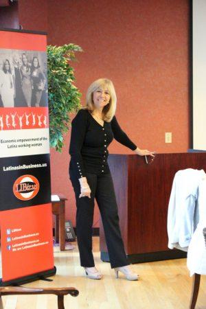 latinas in business, Susana G Baumann