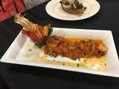 Delicious recipes from the presenting Chefs World of Latino Cuisine