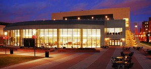 NJIT Campus Center Atrium Exterior (Courtesy of NJIT) pitch competition