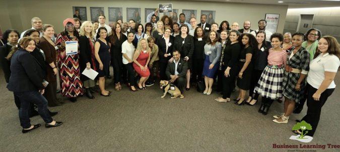 Participants at 2016 Internet Marketing Week SBDCNJ - Rutgerts School of Business NJ