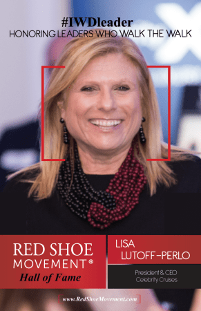 Red Shoe Movement Signature Event