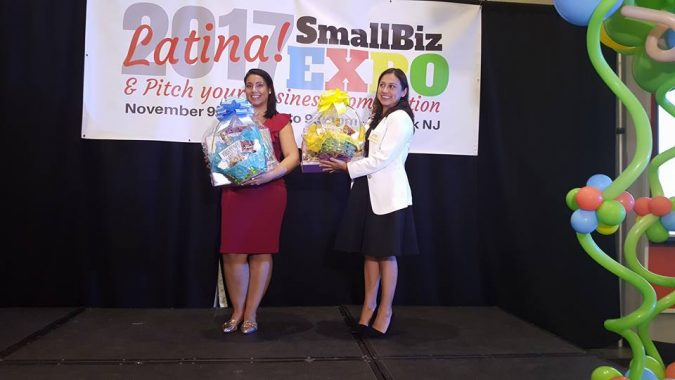 Latina SmallBiz Expo Pitch Competition winner