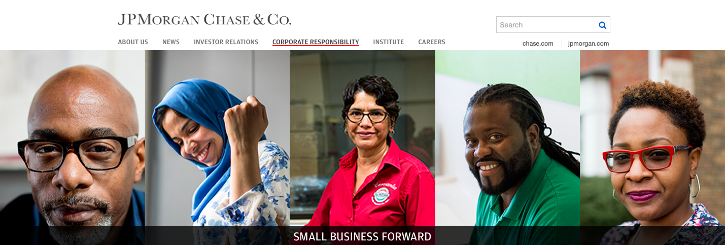 JPMorgan Chase Small Business Forward Black and Latina entrepreneurs