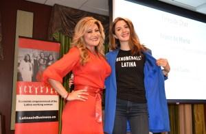 Latina journalist Jackeline Cacho