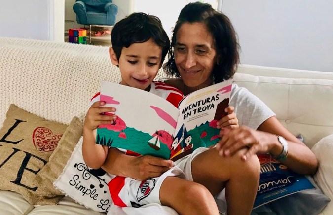 Libro Magico Amarillo, spanish children's books