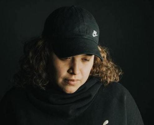 Latina worker