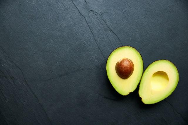 snacks to boost productivity, avocado