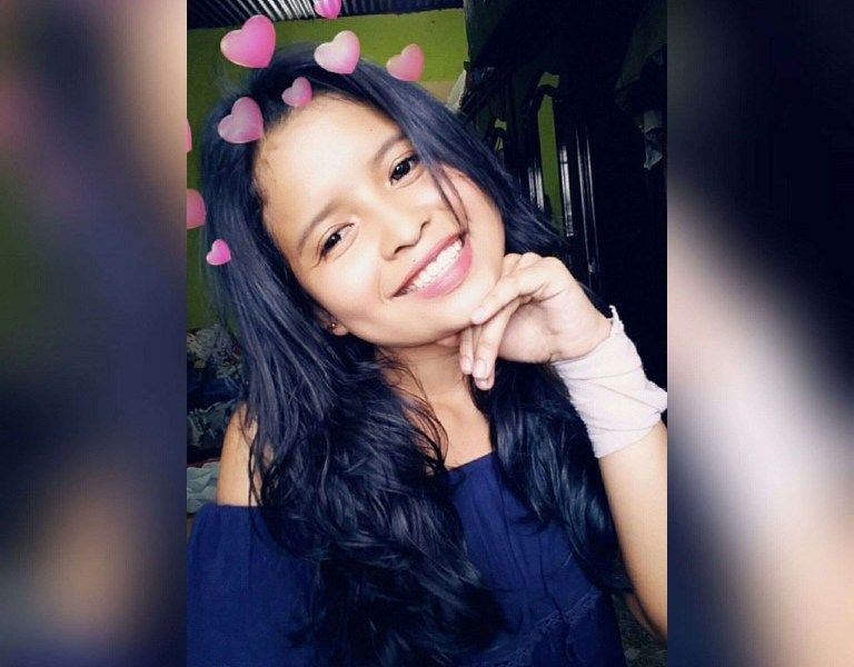 Guatamala Girl thinks on love