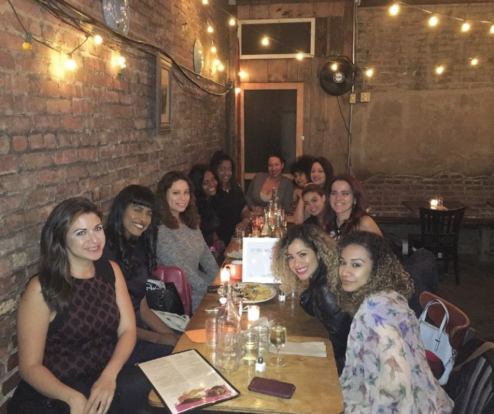 latinas who travel nyc meet up