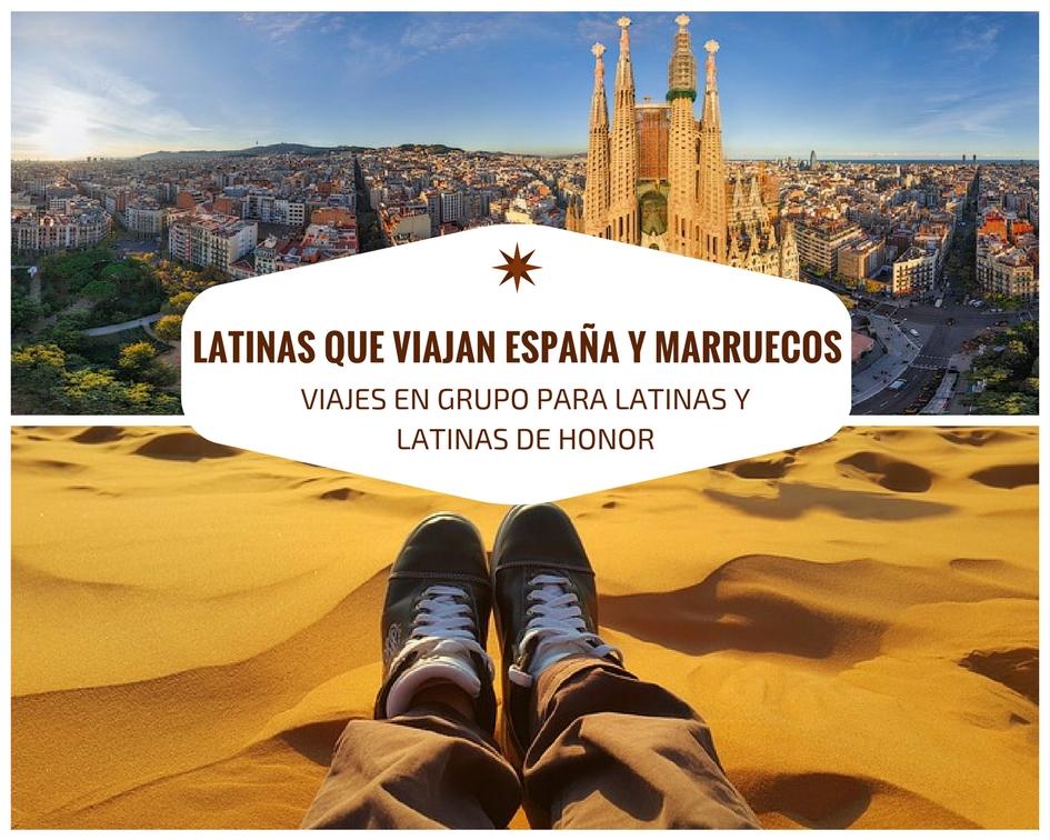 Latinas Que Viajan - Viajes en grupo para latinas - latina travel - latina travelers