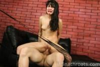 Latina Throats Whitney Gunns