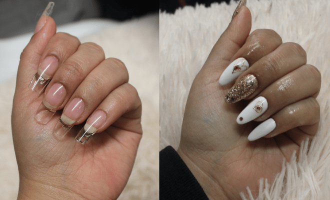 The Healthier Alternative to Acrylic Nails That Will Save Your