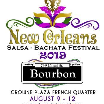 New Orleans Salsa Bachata Festival 2019