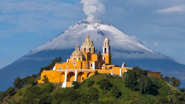 3 Ways To Get To Cholula From Puebla Mexico Latinflyer Com