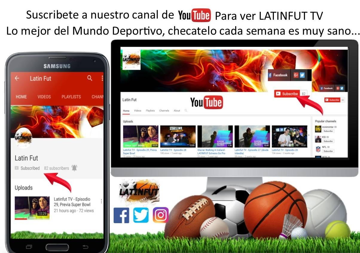 Conoce Latinfut TV