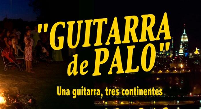 Guitarra de Palo 2
