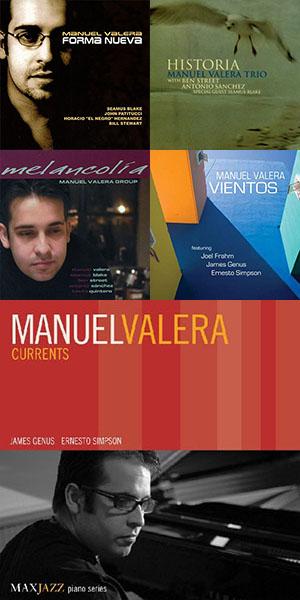 Manuel Valera - CDs