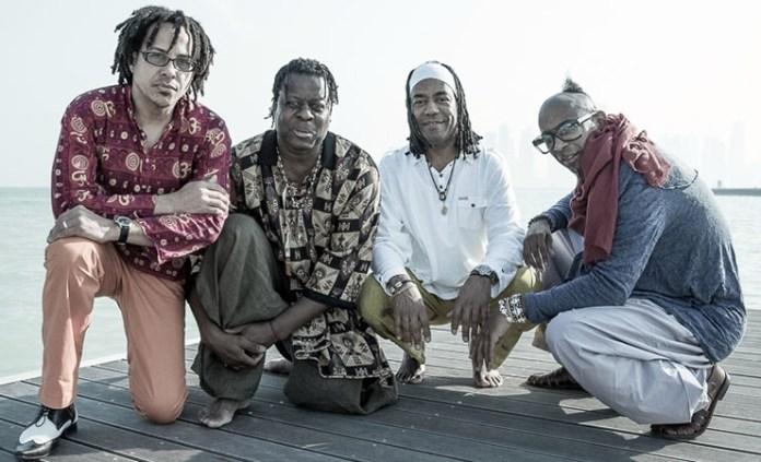 Omar Sosa AfroCuban Quartet