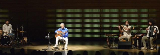 Gilberto Gil at Koerner Hall - Toronto - April 7 2015 - 01