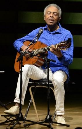 Gilberto Gil at Koerner Hall - Toronto - April 7 2015 - 06