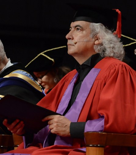 Manuel Obregon at York University Toronto - June 16 2015 01