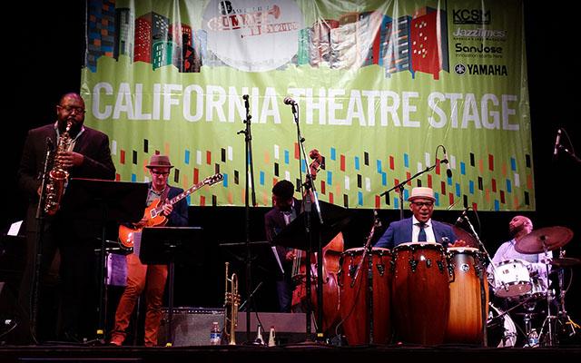 Etienne Charles - World Premiere of The San Jose Suite at #SJZSummerFest