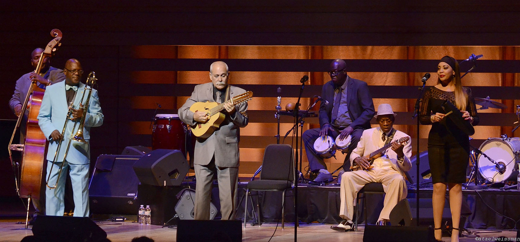 Buena Vista Social Club in Toronto 12