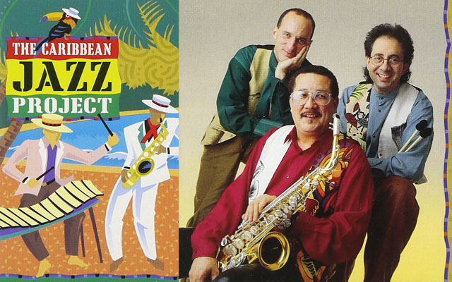 The Caribbean Jazz Project Featuring Dave Samuels, Paquito D'Rivera and Andy Narell