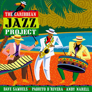 The Caribbean Jazz Project cover 1
