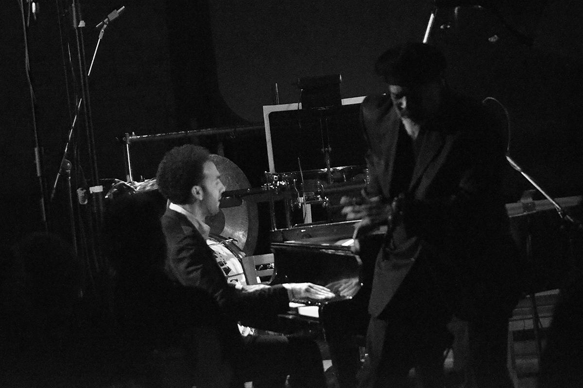 David Virelles at The Music Gallery - Toronto Nov 27 2015 02