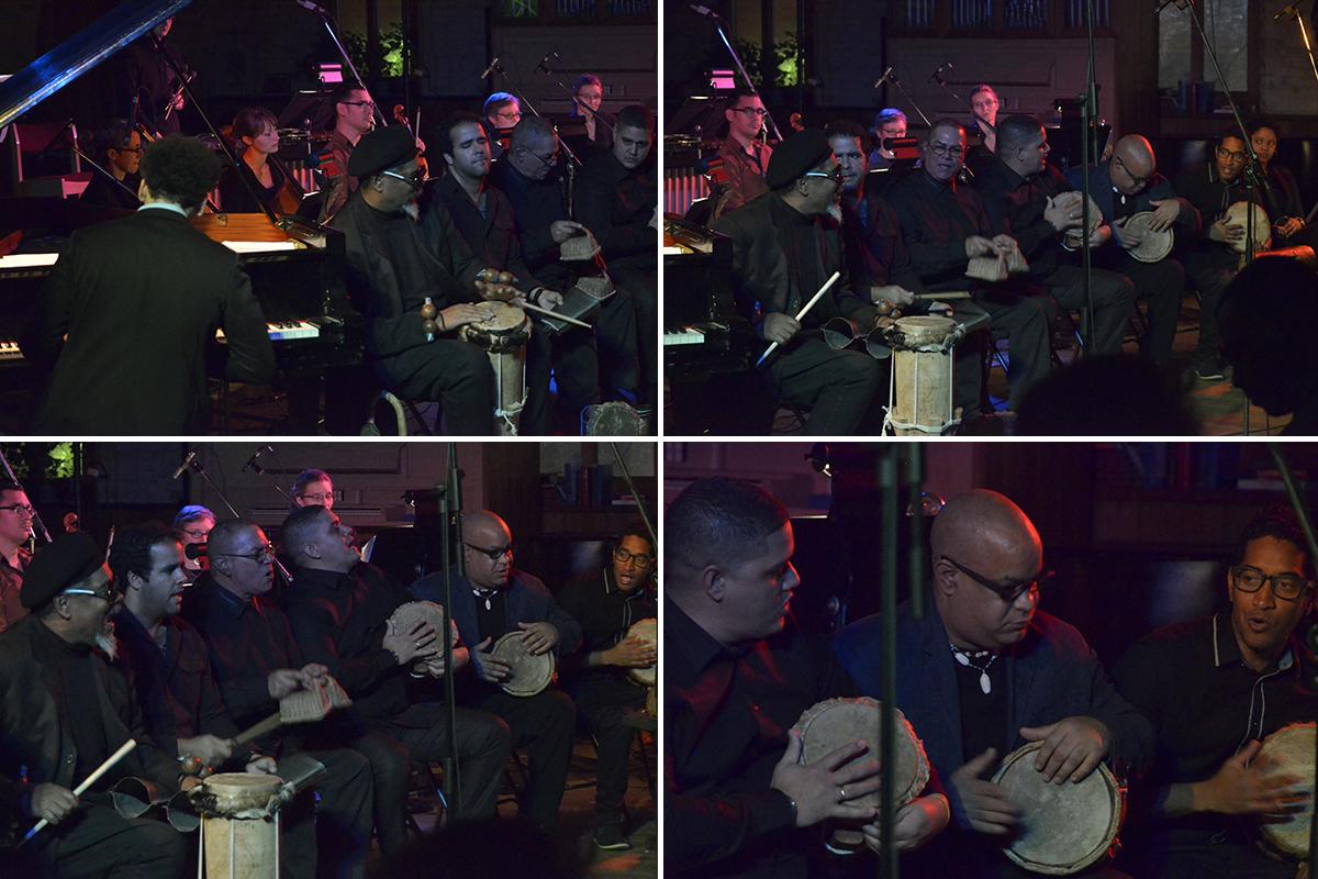 David Virelles at The Music Gallery - Toronto Nov 27 2015 04
