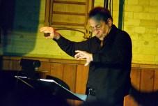 David Virelles at The Music Gallery - Toronto Nov 27 2015 06