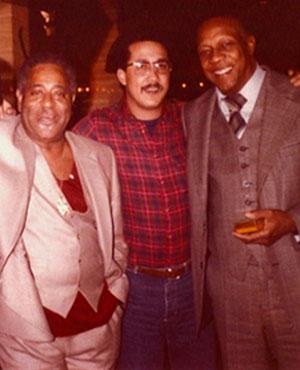 Dizzy Gillespie, Paquito D'Rivera, Bebo Valdes