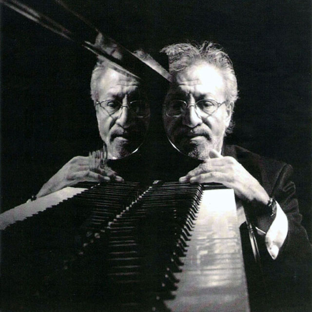 "Edy Martínez on his album ""Midnight Jazz Affair."""