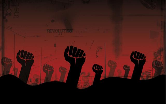 Tony Martinez Revolution Hannah Arendt