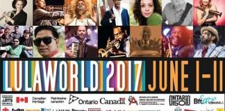 Lulaworld Festival June 1-11-2017