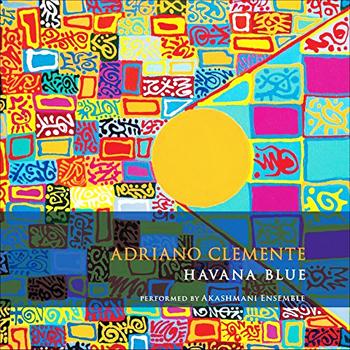 Adriano Clemente: Havana Blue