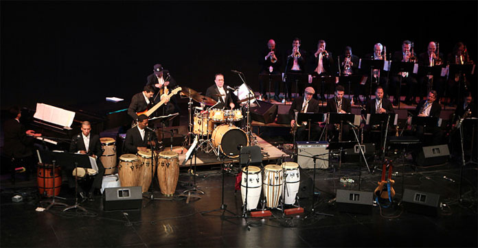 Salsa Meets Jazz for Puerto Rico