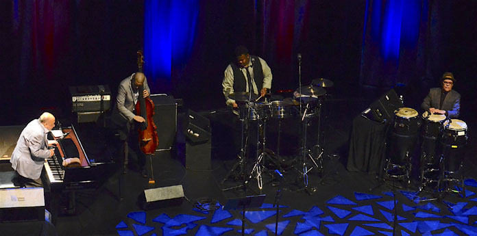 Eddie Palmieri Latin Jazz Septet 2