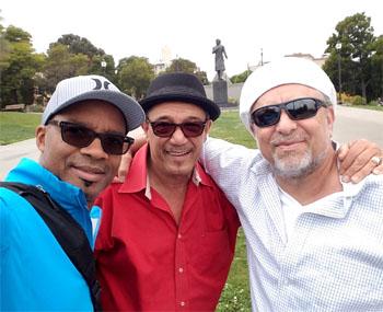 Michael Spiro, José Luis Gómez, Jesús Díaz