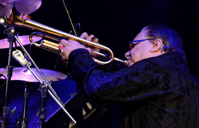 Arturo Sandoval at Flato Markham Theatre