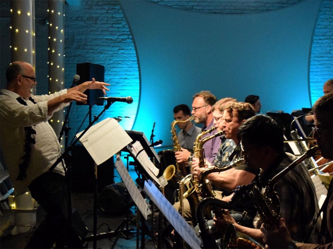 Emilio Solla Tango Jazz Orchestra