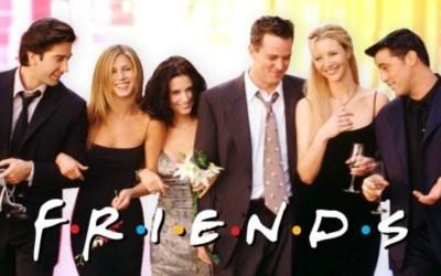 El regreso de 'Friends'.