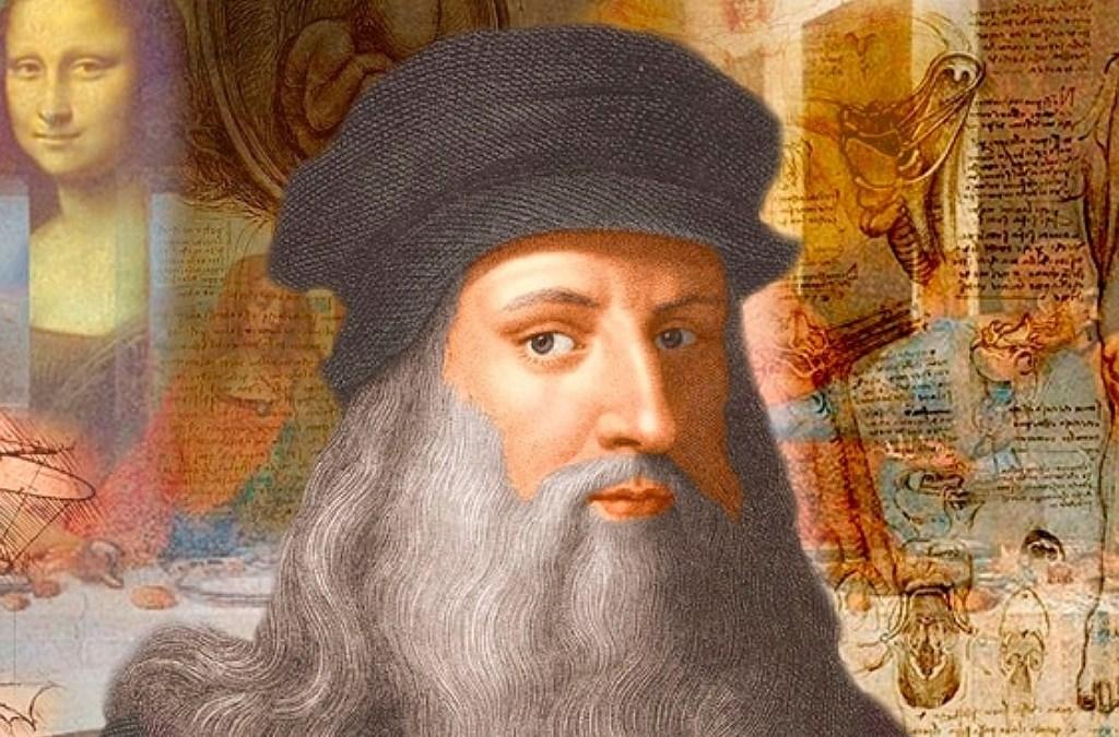 'Leonardo, su obra' documental de Leonardo da Vinci.