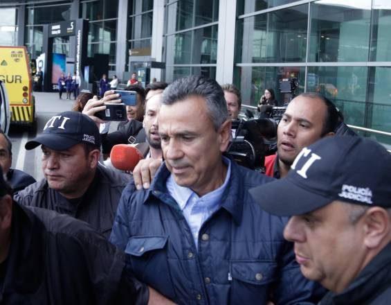 La JEP juzgará proceso del general (r) Mauricio Santoyo Velasco por desaparición de dos defensores de DDHH
